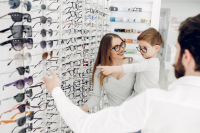 Tips for choosing spectacles if your child is diagnosed with myopia